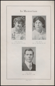 Page 14, 1918 Edition, Greenfield High School - Camaraderie Yearbook (Greenfield, IN) online yearbook collection