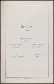 Page 15, 1918 Edition, Greenfield High School - Camaraderie Yearbook (Greenfield, IN) online yearbook collection
