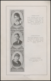 Page 16, 1918 Edition, Greenfield High School - Camaraderie Yearbook (Greenfield, IN) online yearbook collection