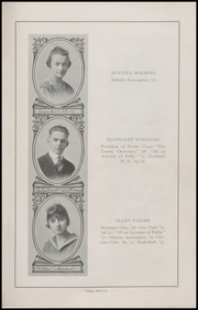 Page 17, 1918 Edition, Greenfield High School - Camaraderie Yearbook (Greenfield, IN) online yearbook collection
