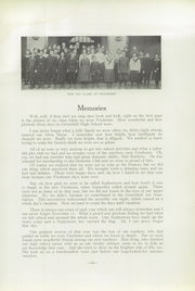 Page 69, 1921 Edition, Greenfield High School - Camaraderie Yearbook (Greenfield, IN) online yearbook collection