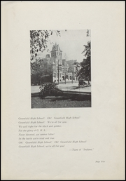 Page 7, 1925 Edition, Greenfield High School - Camaraderie Yearbook (Greenfield, IN) online yearbook collection