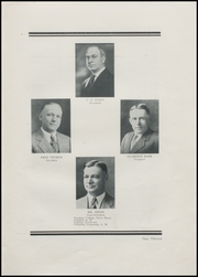 Page 17, 1932 Edition, Greenfield High School - Camaraderie Yearbook (Greenfield, IN) online yearbook collection