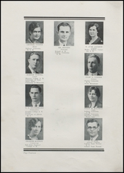 Page 18, 1932 Edition, Greenfield High School - Camaraderie Yearbook (Greenfield, IN) online yearbook collection