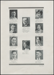 Page 19, 1932 Edition, Greenfield High School - Camaraderie Yearbook (Greenfield, IN) online yearbook collection