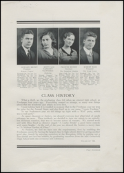 Page 23, 1932 Edition, Greenfield High School - Camaraderie Yearbook (Greenfield, IN) online yearbook collection
