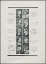 Page 25, 1932 Edition, Greenfield High School - Camaraderie Yearbook (Greenfield, IN) online yearbook collection