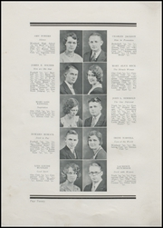 Page 26, 1932 Edition, Greenfield High School - Camaraderie Yearbook (Greenfield, IN) online yearbook collection