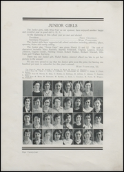 Page 30, 1932 Edition, Greenfield High School - Camaraderie Yearbook (Greenfield, IN) online yearbook collection