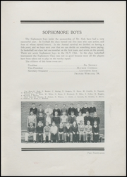 Page 33, 1932 Edition, Greenfield High School - Camaraderie Yearbook (Greenfield, IN) online yearbook collection