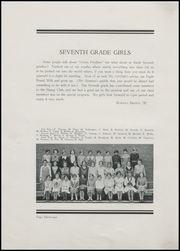 Page 38, 1932 Edition, Greenfield High School - Camaraderie Yearbook (Greenfield, IN) online yearbook collection