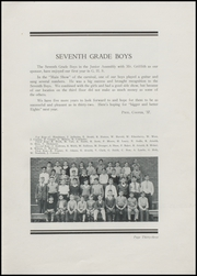 Page 39, 1932 Edition, Greenfield High School - Camaraderie Yearbook (Greenfield, IN) online yearbook collection