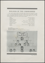 Page 43, 1932 Edition, Greenfield High School - Camaraderie Yearbook (Greenfield, IN) online yearbook collection