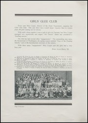 Page 50, 1932 Edition, Greenfield High School - Camaraderie Yearbook (Greenfield, IN) online yearbook collection