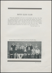 Page 51, 1932 Edition, Greenfield High School - Camaraderie Yearbook (Greenfield, IN) online yearbook collection