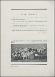 Page 52, 1932 Edition, Greenfield High School - Camaraderie Yearbook (Greenfield, IN) online yearbook collection