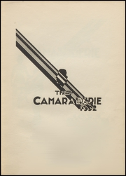 Page 7, 1932 Edition, Greenfield High School - Camaraderie Yearbook (Greenfield, IN) online yearbook collection