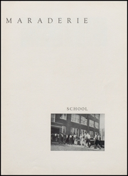 Page 13, 1936 Edition, Greenfield High School - Camaraderie Yearbook (Greenfield, IN) online yearbook collection