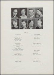 Page 17, 1936 Edition, Greenfield High School - Camaraderie Yearbook (Greenfield, IN) online yearbook collection