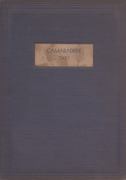 Page 1, 1937 Edition, Greenfield High School - Camaraderie Yearbook (Greenfield, IN) online yearbook collection