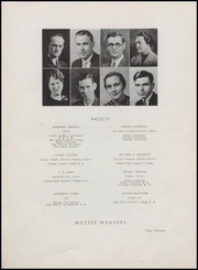 Page 17, 1937 Edition, Greenfield High School - Camaraderie Yearbook (Greenfield, IN) online yearbook collection