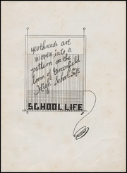 Page 7, 1937 Edition, Greenfield High School - Camaraderie Yearbook (Greenfield, IN) online yearbook collection