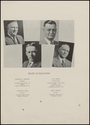 Page 11, 1938 Edition, Greenfield High School - Camaraderie Yearbook (Greenfield, IN) online yearbook collection