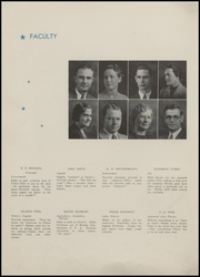 Page 12, 1938 Edition, Greenfield High School - Camaraderie Yearbook (Greenfield, IN) online yearbook collection