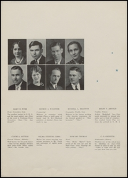 Page 13, 1938 Edition, Greenfield High School - Camaraderie Yearbook (Greenfield, IN) online yearbook collection