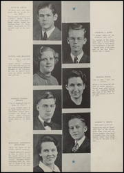 Page 17, 1938 Edition, Greenfield High School - Camaraderie Yearbook (Greenfield, IN) online yearbook collection