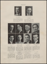 Page 13, 1939 Edition, Greenfield High School - Camaraderie Yearbook (Greenfield, IN) online yearbook collection