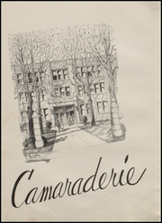 Page 8, 1939 Edition, Greenfield High School - Camaraderie Yearbook (Greenfield, IN) online yearbook collection