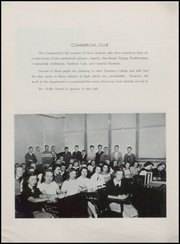 Page 12, 1949 Edition, Greenfield High School - Camaraderie Yearbook (Greenfield, IN) online yearbook collection