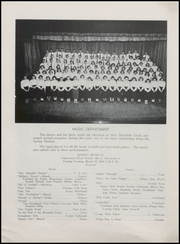 Page 14, 1949 Edition, Greenfield High School - Camaraderie Yearbook (Greenfield, IN) online yearbook collection