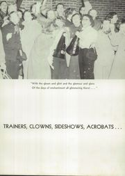 Page 11, 1953 Edition, Greenfield High School - Camaraderie Yearbook (Greenfield, IN) online yearbook collection