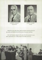 Page 13, 1953 Edition, Greenfield High School - Camaraderie Yearbook (Greenfield, IN) online yearbook collection