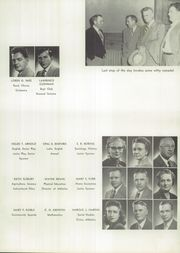 Page 15, 1953 Edition, Greenfield High School - Camaraderie Yearbook (Greenfield, IN) online yearbook collection