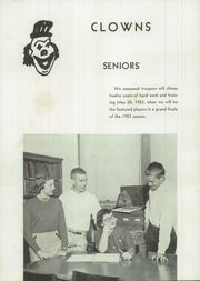 Page 16, 1953 Edition, Greenfield High School - Camaraderie Yearbook (Greenfield, IN) online yearbook collection