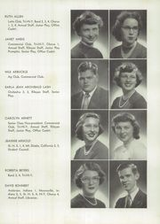 Page 17, 1953 Edition, Greenfield High School - Camaraderie Yearbook (Greenfield, IN) online yearbook collection