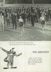 Page 6, 1953 Edition, Greenfield High School - Camaraderie Yearbook (Greenfield, IN) online yearbook collection