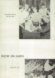 Page 7, 1953 Edition, Greenfield High School - Camaraderie Yearbook (Greenfield, IN) online yearbook collection