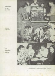 Page 11, 1955 Edition, Greenfield High School - Camaraderie Yearbook (Greenfield, IN) online yearbook collection