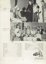 Page 13, 1955 Edition, Greenfield High School - Camaraderie Yearbook (Greenfield, IN) online yearbook collection