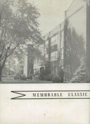 Page 6, 1955 Edition, Greenfield High School - Camaraderie Yearbook (Greenfield, IN) online yearbook collection