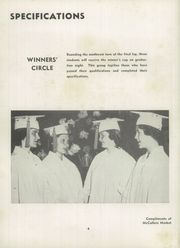 Page 8, 1955 Edition, Greenfield High School - Camaraderie Yearbook (Greenfield, IN) online yearbook collection