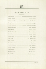 Page 9, 1931 Edition, Bristol High School - Hilltopper Yearbook (Bristol, IN) online yearbook collection