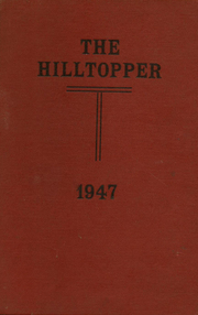 1947 Edition, Bristol High School - Hilltopper Yearbook (Bristol, IN)