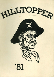 1951 Edition, Bristol High School - Hilltopper Yearbook (Bristol, IN)