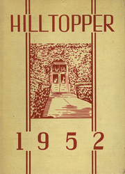 1952 Edition, Bristol High School - Hilltopper Yearbook (Bristol, IN)