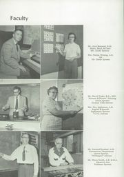 Page 10, 1959 Edition, Bristol High School - Hilltopper Yearbook (Bristol, IN) online yearbook collection